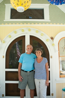 Donna and Ted Kornesiewicz