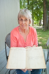 Pam Burbank & register